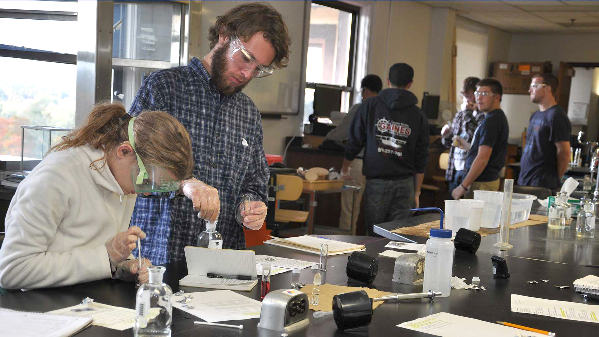 Environmental Science Lab