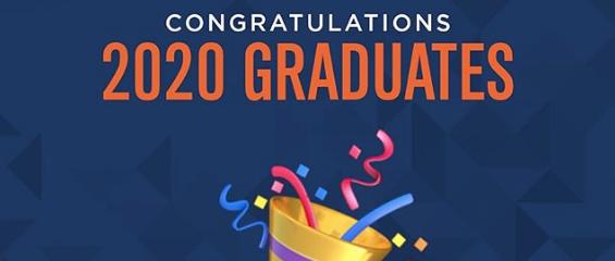 Clinton celebrates its 2020 Graduates.