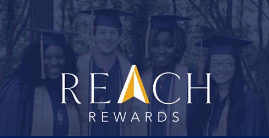 PTK Honors Society REACH Awards logo